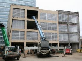 Adams Hotel Construction