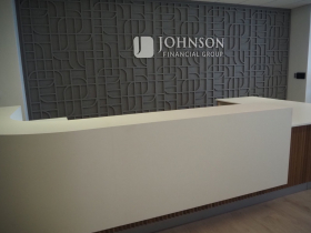 19th Floor Entrance for Johnson Financial Group