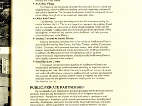 Page 05 - Milwaukee Brewery District Action Plan
