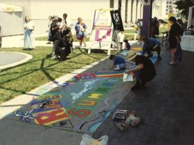 Rainbow Summer in the 1980s