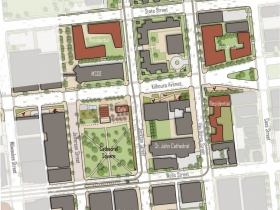 A Redesign for Cathedral Square