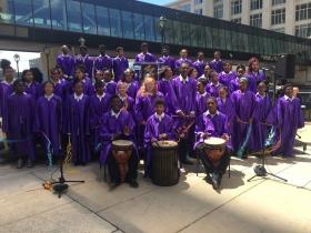 Lincoln School for the Arts Choir