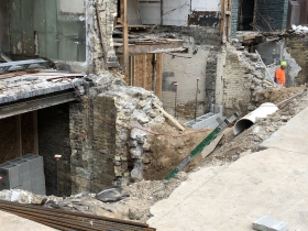 627-637 N. Broadway Construction