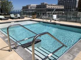 Pool at 7Seventy7