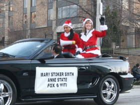 Mary Stoker Smith and Anne State