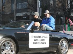 Patrick Paolantonio and Matt Salemme