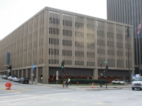 BMO Harris Bank Building Parking Garage
