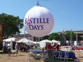 Bastille Days Balloon
