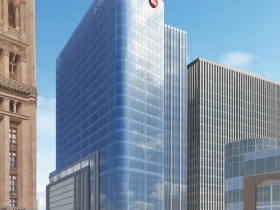 BMO Harris Financial Center Rendering