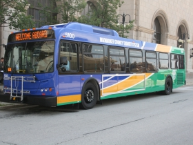 MCTS Bus. Photo by Jeramey Jannene.