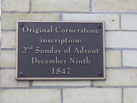 Cathedral marker
