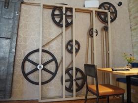 Original elevator gears
