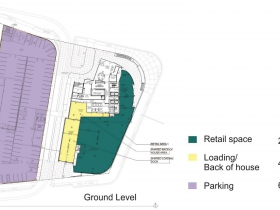 Couture Site Plan
