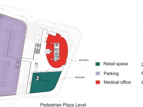 The Couture Site Plan