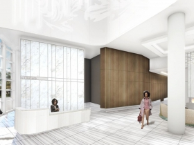 The Couture - 1st Floor Apartment Entrance Lobby