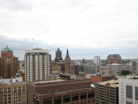 Doors Open: Views from Wisconsin Gas Building