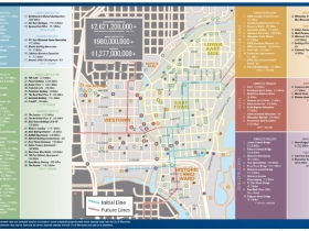 Downtown Development Map