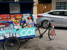 Downtown GO! Kart at Westown Pop-Up Farmers' Market
