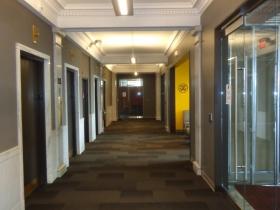 Recently redone interior.