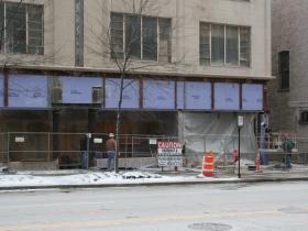 Milwaukee Marriott Downtown Hotel Construction