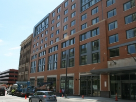 Friday Photos: Marriott Hotel Opens Next Week