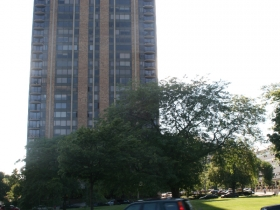 Regency House Condominiums.