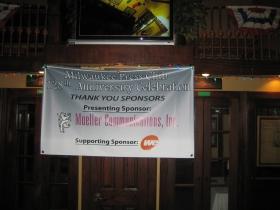 Milwaukee Press Club 128th Anniversary Celebration.