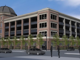 Hammes Headquarters Rendering