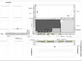 Broadway Site Plan
