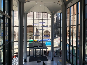 Chase Tower Lobby