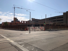 Downtown Hotels Construction