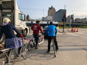 Alderman Tony Zielinski's Bay View Ride