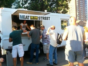 Meat on the Street.