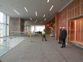 Fourth Floor Lobby