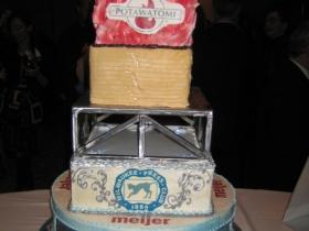 City Birthday Cake. Photo by Michael Horne.