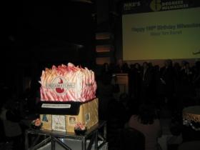 City Birthday Cake