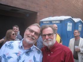 Jon Ray and Charles Banks