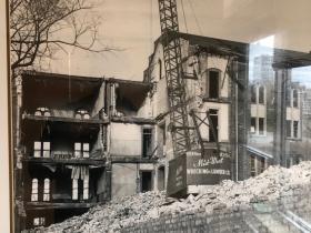 Convent Demolition