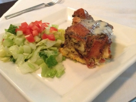 On The Menu at Buckley's: Daily strata
