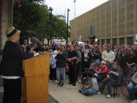 City Hall Vigil For Orlando Victims