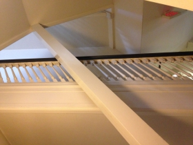 Staircase in the Grand Avenue Club