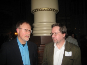 Bruce Murphy and Dan Bice