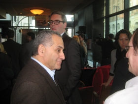 Ghassan Korban and Dan Casanova.