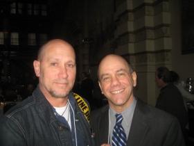 Gary Witt and Jeff Bentoff