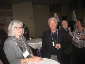 Allyson Nemec and Carl Mueller