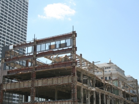 Friday Photos: The Deconstruction of Northwestern Mutual