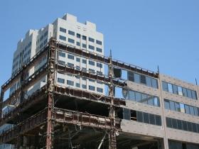 East Building Deconstruction
