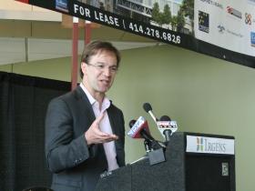 County Executive Chris Able