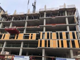 Huron Building Construction