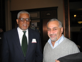 Kenneth Little and Ghassan Korban